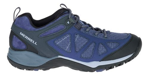 Womens Merrell Siren Sport Q2 Hiking Shoe - Crown Blue 9
