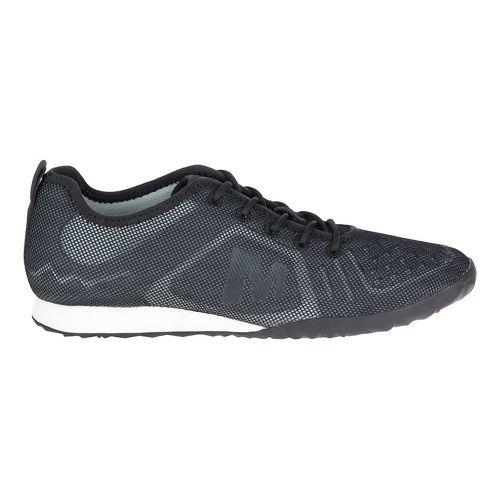 Womens Merrell Civet Lace Casual Shoe - Black 8.5