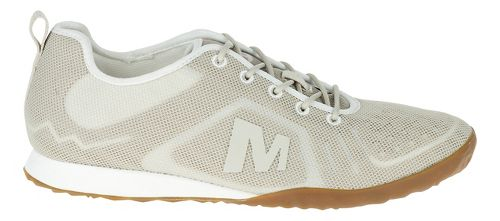 Womens Merrell Civet Lace Casual Shoe - Sliver Lining 8.5