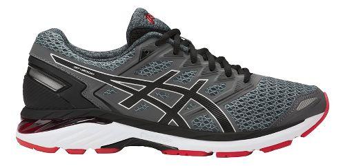Mens ASICS GT-3000 5 Running Shoe - Carbon/Black 14