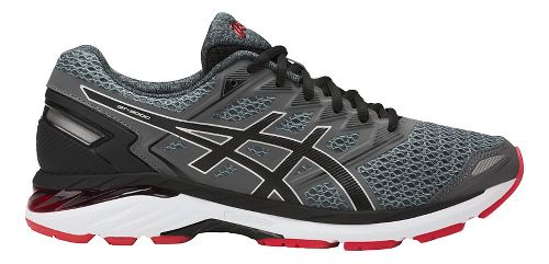 Mens ASICS GT-3000 5 Running Shoe - Carbon/Black 6