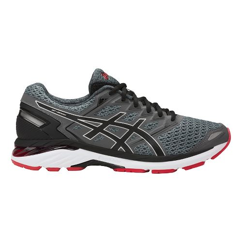 Mens ASICS GT-3000 5 Running Shoe - Carbon/Black 8