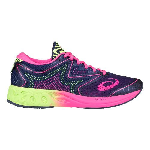 Womens ASICS Noosa FF Running Shoe - Blue/Pink 11