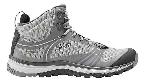 Womens Keen Terradora Mid WP Hiking Shoe - Gargoyle/Magnet 8
