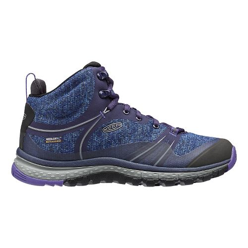 Womens Keen Terradora Mid WP Hiking Shoe - Astral Aura 10.5