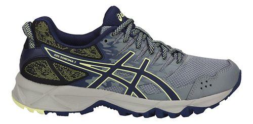Womens ASICS GEL-Sonoma 3 Trail Running Shoe - Blue/Indigo/Pink 9.5