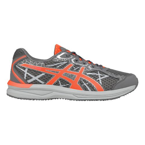 Womens ASICS Endurant Running Shoe - Carbon/Coral 5