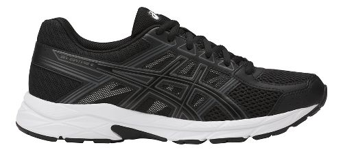 Womens ASICS GEL-Contend 4 Running Shoe - Black/Carbon 10.5