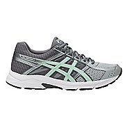 Womens ASICS GEL-Contend 4 Running Shoe - Grey/Glacier Sea 9.5