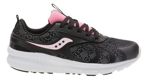 Saucony Velocity Running Shoe - Black 4Y