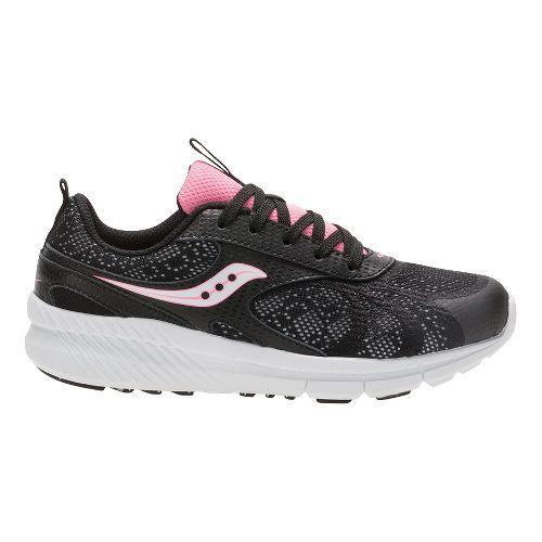 Saucony Velocity Running Shoe - Black 2Y