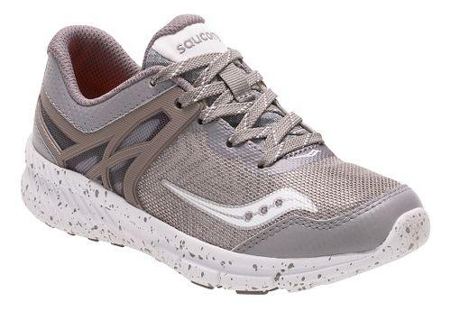 Saucony Velocity Running Shoe - Grey 6Y