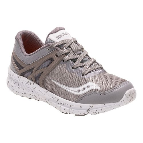 Saucony Velocity Running Shoe - Grey 4Y