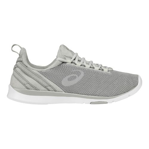 Womens ASICS Gel-Fit Sana Cross Training Shoe - Grey/White 10.5