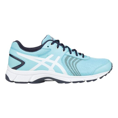 Womens ASICS Gel-Quickwalk 3 Walking Shoe - Blue/White 10.5