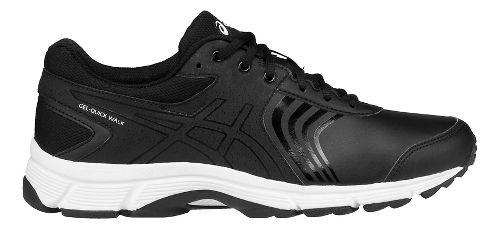 Womens ASICS Gel-Quickwalk 3 SL Walking Shoe - Black/Onyx 6.5