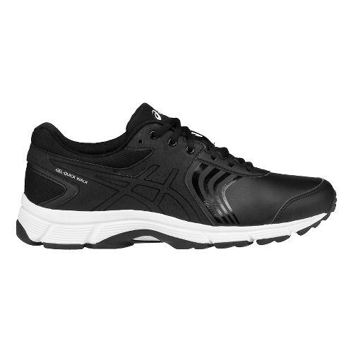 Womens ASICS Gel-Quickwalk 3 SL Walking Shoe - Black/Onyx 7