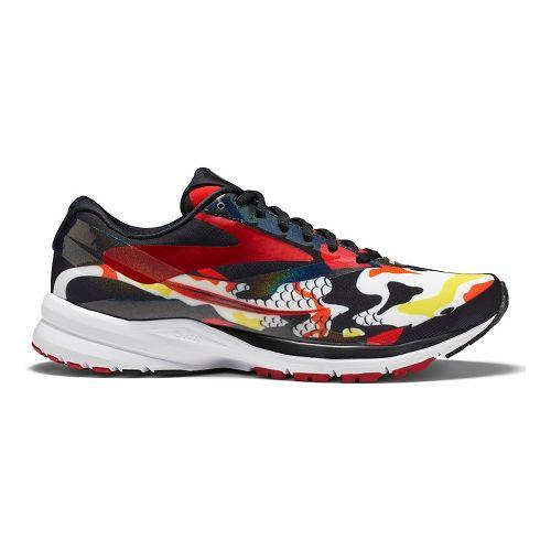 Mens Brooks Launch 4 Tokyo Koi Running Shoe - Tokyo 9.5
