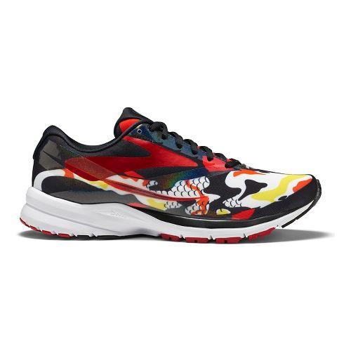 Womens Brooks Launch 4 Tokyo Koi Running Shoe - Tokyo 8.5
