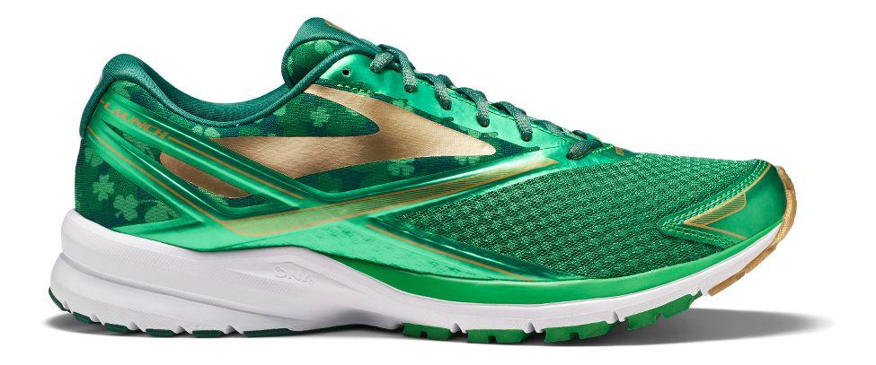 Brooks Launch 4 St. Pattys Day Running Shoe