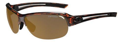 Tifosi Mira Polarized Sunglasses - Tortoise S/M
