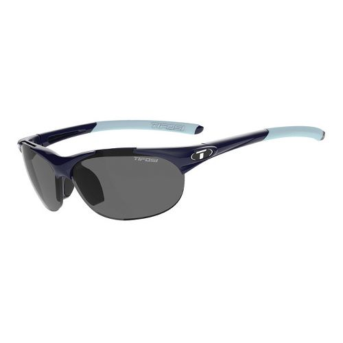 Tifosi Wisp Interchangeable Lens Sunglasses - Midnight Blue XS/S