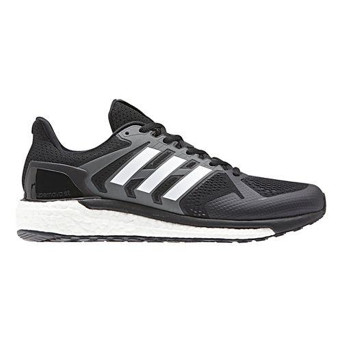 Mens adidas Supernova ST Running Shoe - Blue/Silver 11