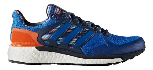 Mens adidas Supernova ST Running Shoe - Blue/Mystery Blue 10.5