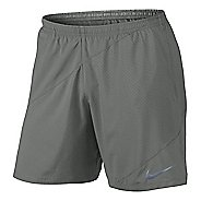 "Mens Nike Flex 7"" Distance Lined Shorts"