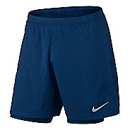 "Mens Nike Flex 7"" 2-in-1 Distance Shorts"