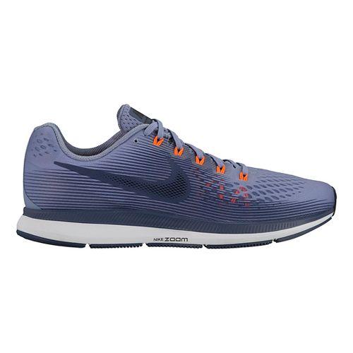 Mens Nike Air Zoom Pegasus 34 Running Shoe - Sky Blue 13