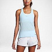 Womens Nike Breathe Cool Sleeveless & Tank Technical Tops