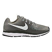 Womens Nike Air Zoom Pegasus 34 Running Shoe - Olive 10