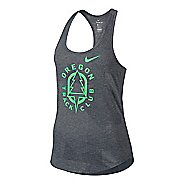 Womens Nike Oregon TC Sleeveless & Tank Technical Tops