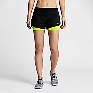 "Womens Nike 2-in-1 3"" Rival Shorts"