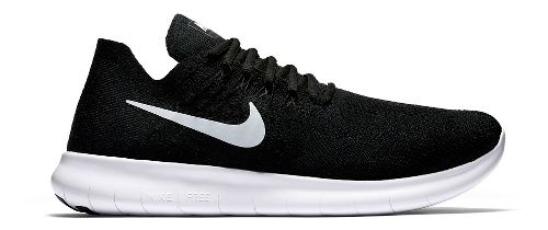 Men's Nike Free RN Flyknit - Black 10
