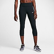 Womens Nike Power Epic Lux Mesh Capri Tights