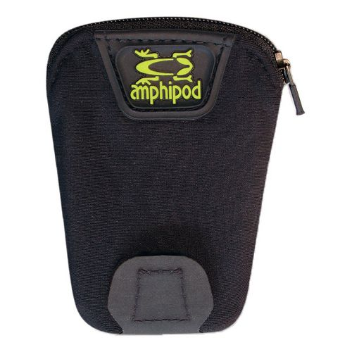 Amphipod ZipPod Stretch Shoe Pocket Fitness Equipment - Black