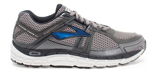Mens Brooks Addiction 12 Running Shoe - Mako/Anthracite 10
