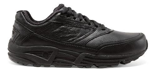 Mens Brooks Addiction Walker Walking Shoe - Black 12.5