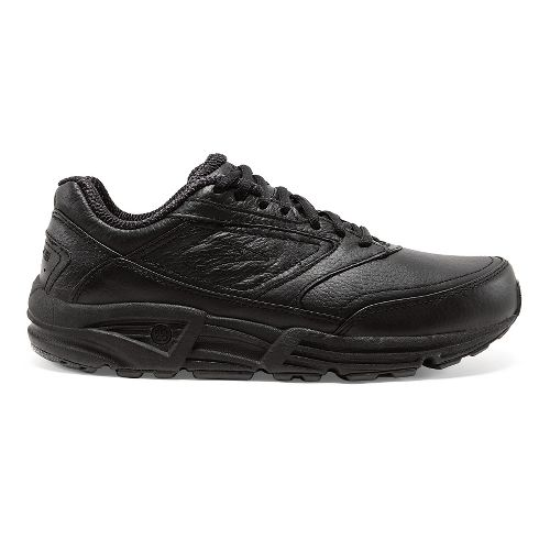 Mens Brooks Addiction Walker Walking Shoe - Black 10