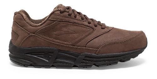 Mens Brooks Addiction Walker Walking Shoe - Brown 7.5