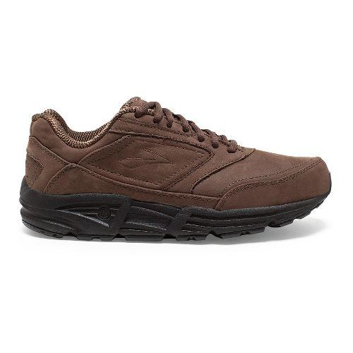 Mens Brooks Addiction Walker Walking Shoe - Brown 7