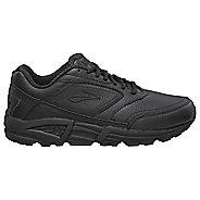 Mens Brooks Addiction Walker Walking Shoe - Black 7