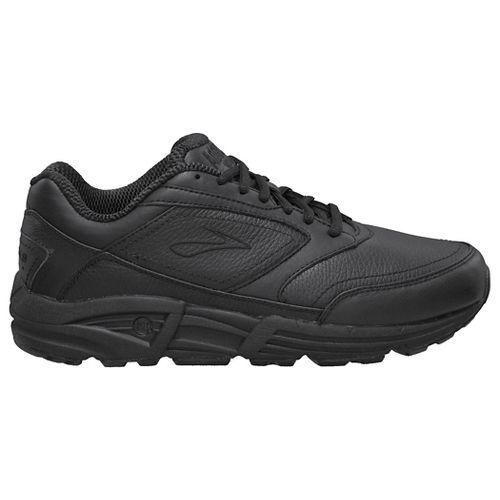 Mens Brooks Addiction Walker Walking Shoe - Black 9