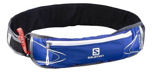Salomon Agile 250 Belt set Fitness Equipment - Surf the Web/White