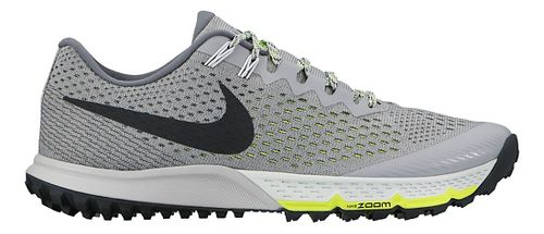 Mens Nike Air Zoom Terra Kiger 4 Trail Running Shoe - Grey 11.5