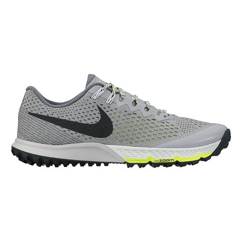 Mens Nike Air Zoom Terra Kiger 4 Trail Running Shoe - Grey 12.5