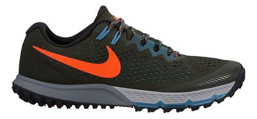 Mens Nike Air Zoom Terra Kiger 4 Trail Running Shoe - Brown/Orange 14