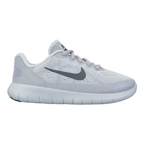 Kids Nike Free RN 2017 Running Shoe - Grey 13C
